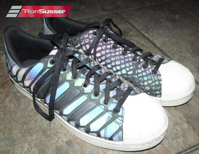 Adidas Superstar 80s Xeno All Star Black Reflective Size 10.5 ...