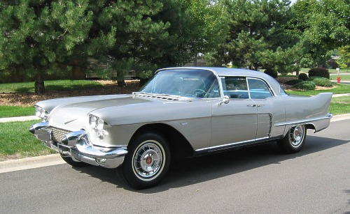 Ron specializes in the classic 1957 -1958 Cadillac Eldorado Brougham