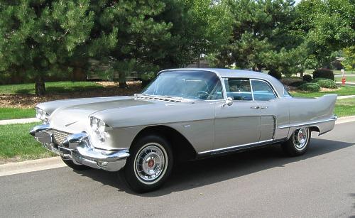 Ron specializes in the classic 1957 -1958 Cadillac Eldorado Brougham